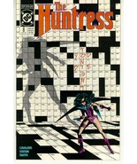 HUNTRESS #8 (1989 Series) NM! - $1.00