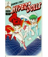 HYPER DOLLS VOL 1 #2 (Ironcat) - $1.00