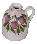 """5"""" Tall Ceramiche Alfa Ceramic Olive Oil Jug - $20.99"""