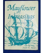 Mayflower Encreasing Book  (For Three Generations) by Susan E. Roser - $21.99