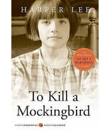 *VERY GOOD CONDITION* TO KILL A MOCKINGBIRD by Harper Lee (2002) LARGE S... - $5.94
