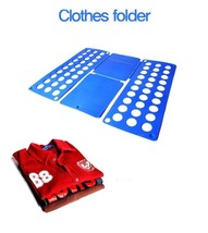 flip board,Flip Fold clothes folder organizer Adult Child folding shirt - $221,37 MXN+