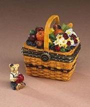 "Boyds Treasure Box ""Market Day"" #392146LB-  Longaberger LE- NIB-2005 - $44.99"