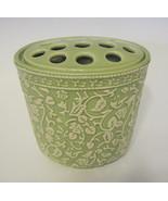 Better Homes & Gardens Toothbrush Holder or Vase Home Interior Ceramic - $44.54