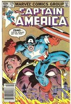Captain America #278 (Oh, Thus Be It Ever...) [Comic] by Marvel Comics - $3.91