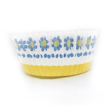 1 x 2 x 1 Mini Blue Daisy Baking Cups/Case of 1728 - ₨4,105.03 INR
