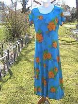 Floral Casa Lee USA Summer Maxi Dress - $22.50