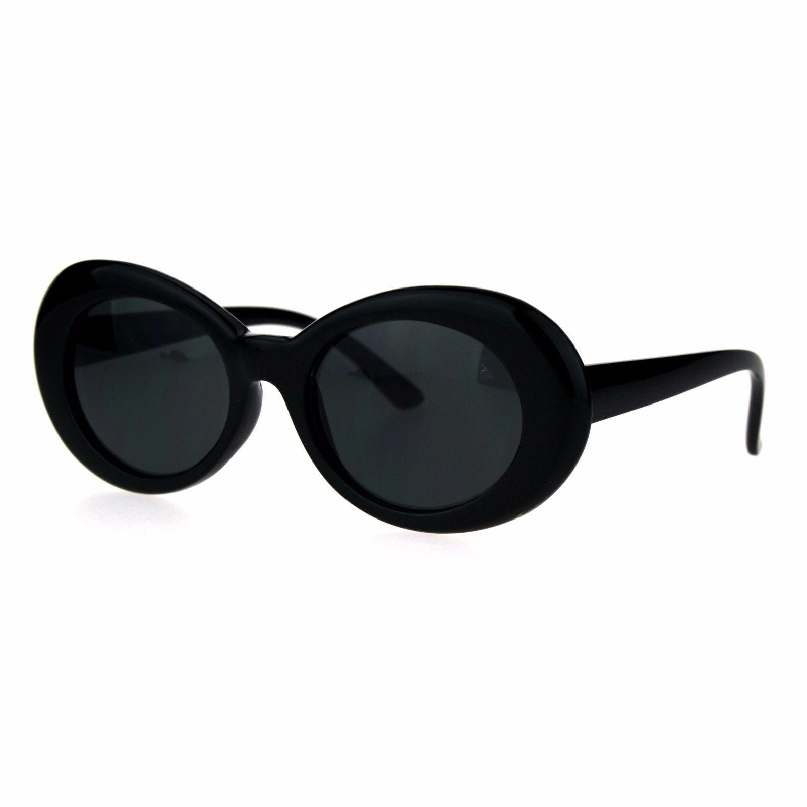 050b67653bb9c Womens Oval Cateye Sunglasse Stylish Vintage Fashion Eyewear UV 400 -  9.95