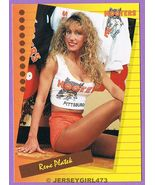 Rene Platek 1995 Hooters Card #80 - $1.00