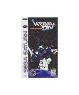 Virtual On: Cyber Troopers - Sega Saturn - $100.00
