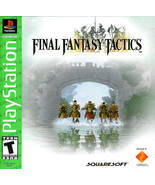 FINAL FANTASY TACTICS - $100.00