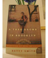 A TREE GROWS IN BROOKLYN a Classic by Betty Smith QUALITY PAPER BACK   - $12.50