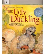 The Ugly Duckling by Hans Christian Andersen HC - $7.99