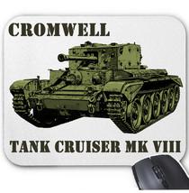 CROMWELL Tank  Cruiser  Mk VIII UK WWII - MOUSE MAT/PAD AMAZING DESIGN - $13.87
