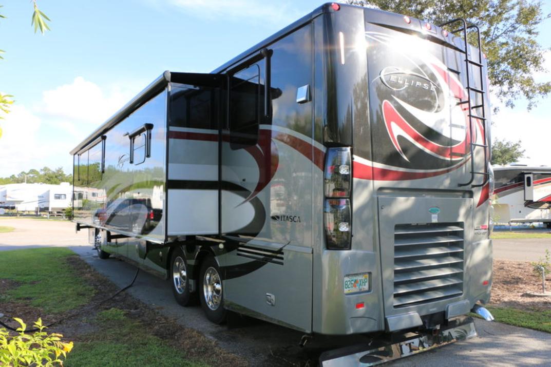 2014 Itasca Ellipse 42QD For Sale In Daytona Beach, FL 32119