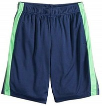 NWT Tek Gear GYM and Basketball Shorts, Length 16 inches, Navy, Boys 8 S... - $9.99