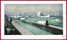 DULUTH MINNESOTA Lighthouse Great Pier Detroit UDB MN - $15.00