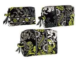 Vera Bradley Small, Medium & Large Cosmetic Bag... - $50.88