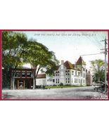 WESTERLY RHODE ISLAND RI Street View PO Library UDB - $15.00
