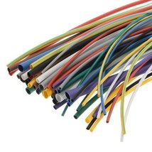 Heat Shrink Wire Wrap Assortment Cable Sleeve Electrical Shrink Tubes - $6.66