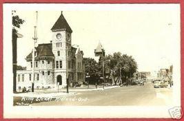 Midland Ontario King St Cars J W Bald RPPC Postcard BJs - $14.99