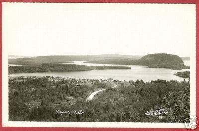 Primary image for ROSSPORT ONTARIO Pt Arthur RPPC Postcard BJs