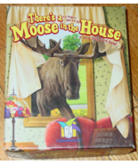 THERES A MOOSE IN THE HOUSE CARD GAME 2004 GAMEWRIGHT COMPLETE EXCELLENT - $15.00