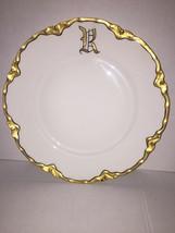 Pre-owned,Haviland limoges plates gold trim diner Plate - $23.53