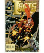 Isaac Asimov's I-BOTS Vol 2 #3 NM! - $1.00