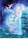 Fairy Grotto Collectible Vintage 6X8 Fantasy Fo... - $3.99