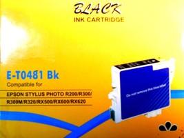 EPSON STYLUS PHOTO BLACK INK FOR R200/R300/R300M/R320/RX500/RX600/RX620 - $5.65