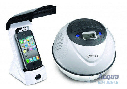 Wireless 900MHz Waterproof Floating Speaker for iPod, iPhone, TV, PC, Mp3 Player