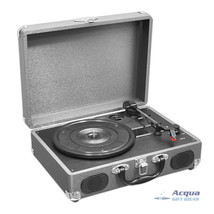 3 Speed USB Turntable Record LP Player w/ Built-in Speakers  RCA Line-ou... - $157.56 CAD