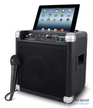 PORTABLE PA Bluetooth Speaker System w/ AM FM Radio, Mic for iPod iPhone... - $194.88