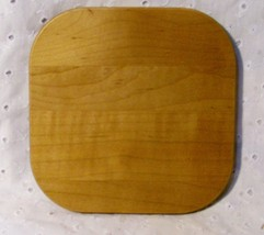 Longaberger Warm Brown Lucky Twist or Blue Ribbon Mending Lid - $12.68