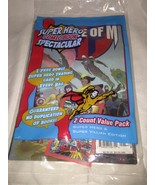 Super Hero Comic books Set of 2 HOUSE OF M and ? w/ Card CardsOne - $4.85