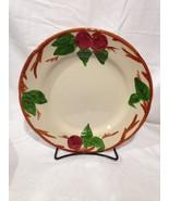 Franciscan Ware Apple Pattern Dinner Plate - $10.78