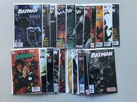 Lot of 21 Batman (1940) from #631-660 VF Very Fine - $83.16