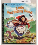 Little Golden Books Little Red Riding Hood - $4.99