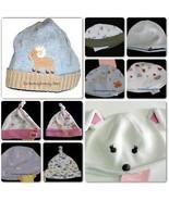 NWT Gymboree Infant Caps Hats Beanies Preemie 3 6 9 12 - $5.89