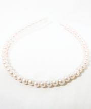 White Pearl Headband - Wedding Accessories, Bri... - $14.00