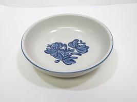 Pfaltzgraff Yorketown Blue Gray Vegetable Serv... - $9.74