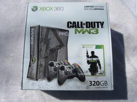 Microsoft Xbox 360 320GB S Limited Edition Call of Duty MW3 Bundle - $149.95