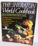 The Sheraton World Cookbook - $17.00