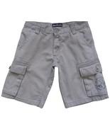 Beverly Hills Polo Club Size 10 Boys Khaki Cargo Shorts - $5.99