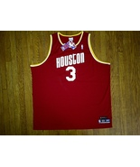 Authentic Reebok Houston Rockets Steve Francis-Red/Yellow Retro Nights J... - $249.99