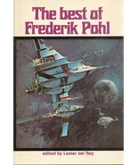 BOOK-Best of Frederik Pohl, the by Del Rey, Lester, Ed., Pohl, Frederik  - $14.99