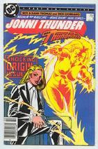 JONNI THUNDER #1 (DC Comics, 1984) NM! - $1.00