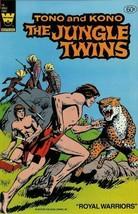 JUNGLE TWINS #18 (Whitman, 1982) NM! - $8.00