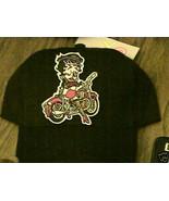 Ol' Betty Anello Cartone Animato Patch Motorino Nuovo Flex-Fit Cappello - $17.75